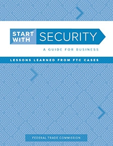 FTC Start with Security Guide